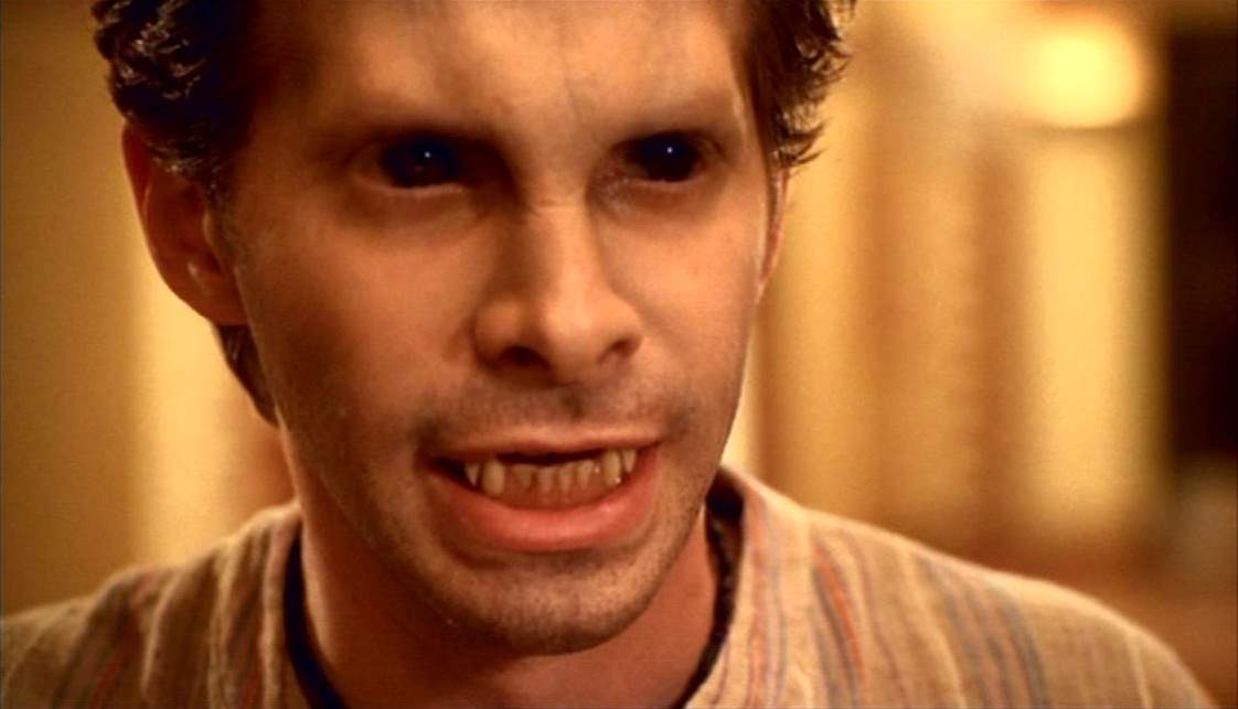 Seth Green as Oz on Buffy