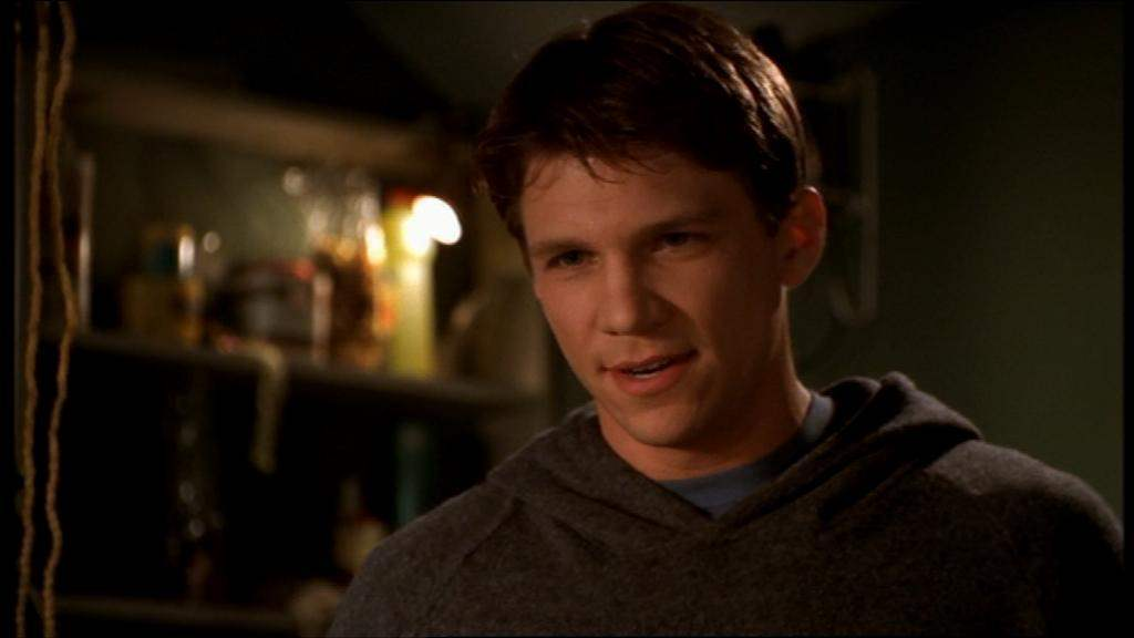 Marc Blucas as Riley Finn on Buffy
