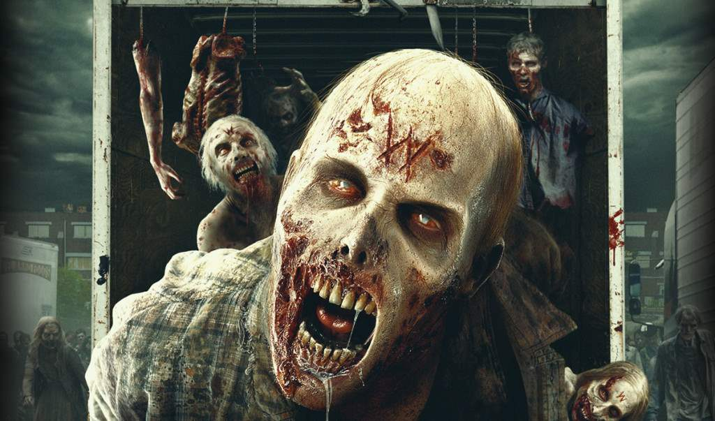 The Walking Dead comes to Universal Studios summer 2016.