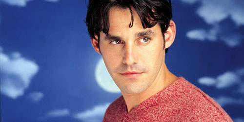 Nicholas Brendon as Xander on Buffy