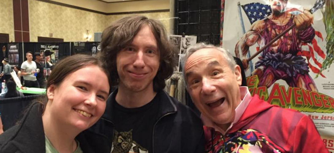 Lloyd Kaufman of Troma Entertainment