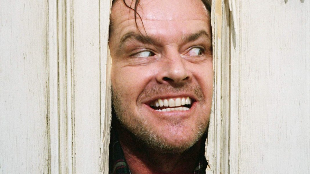 Eight Behind the Scenes Stories That Would Make Great Features of Their Own jack nicholson in the shining.