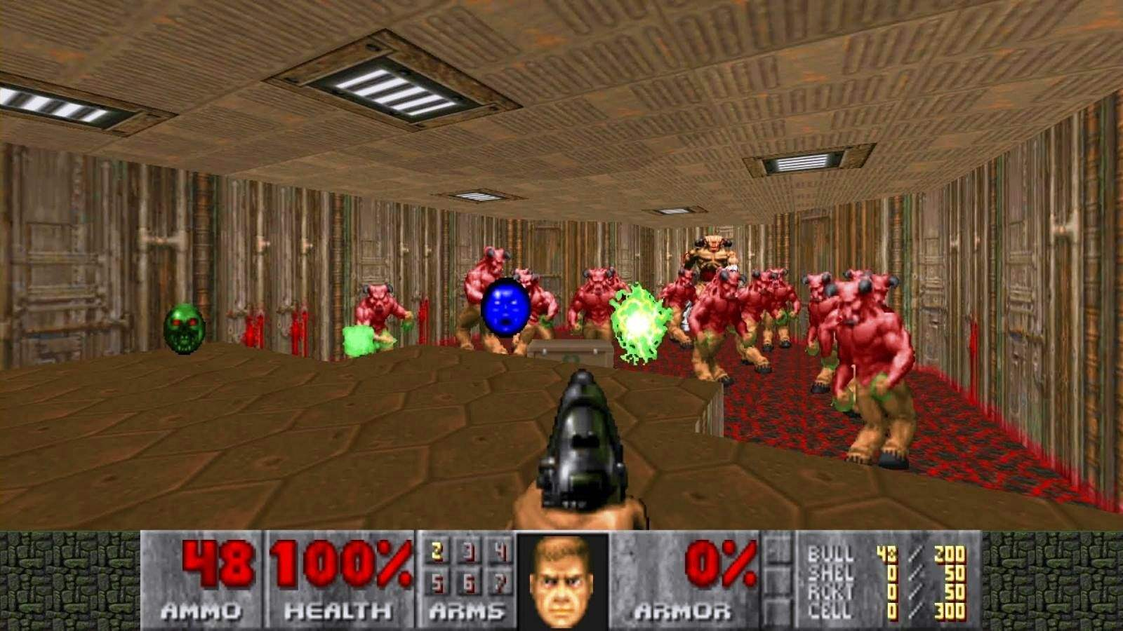 Doom-Game-Screenshot