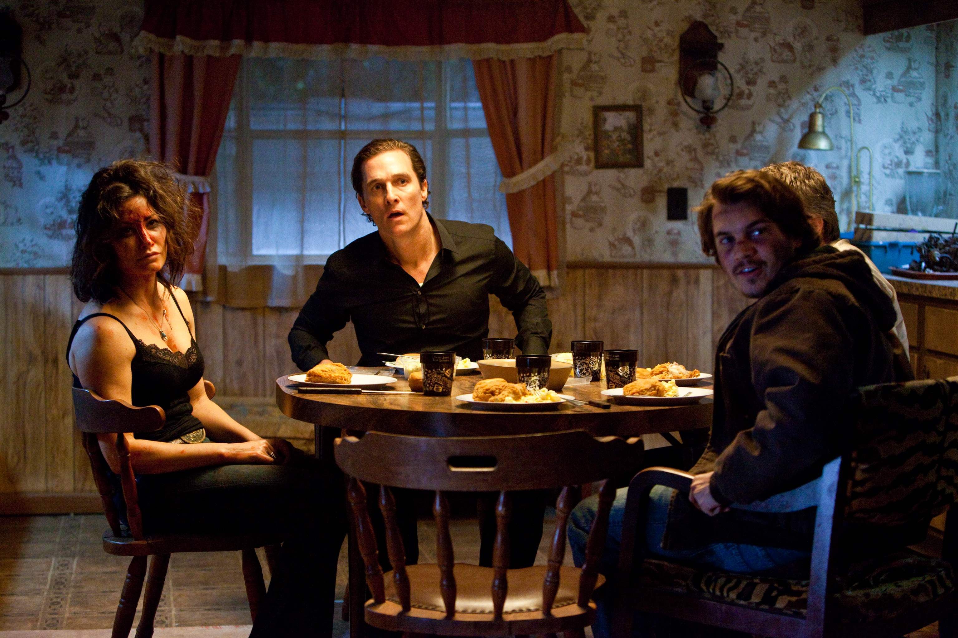 Family dinner in Killer Joe