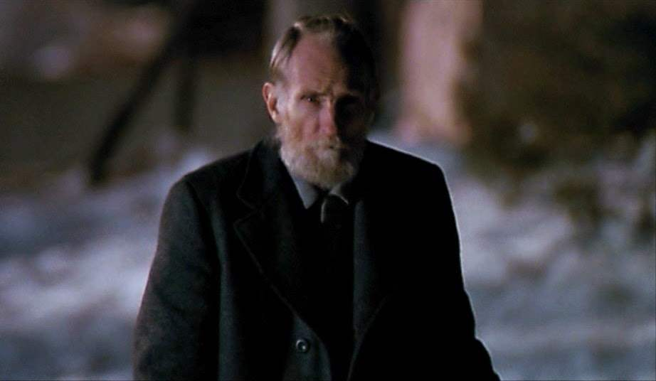 Old Man Marley in Home Alone