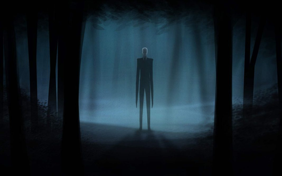 Creepy pastas - Slender Man