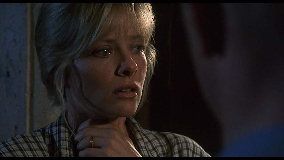 Barbara Crampton in Castle Freak