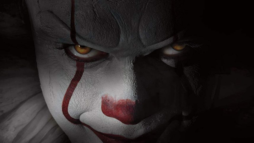 Pennywise in the It Remake