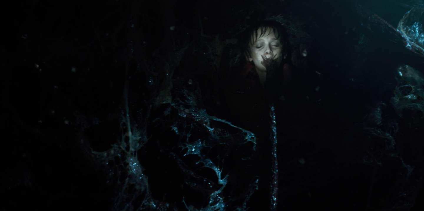 Will Byers in the Upside Down