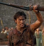 Ash in Army of Darkness. Is Evil Dead 4 Still Happening?