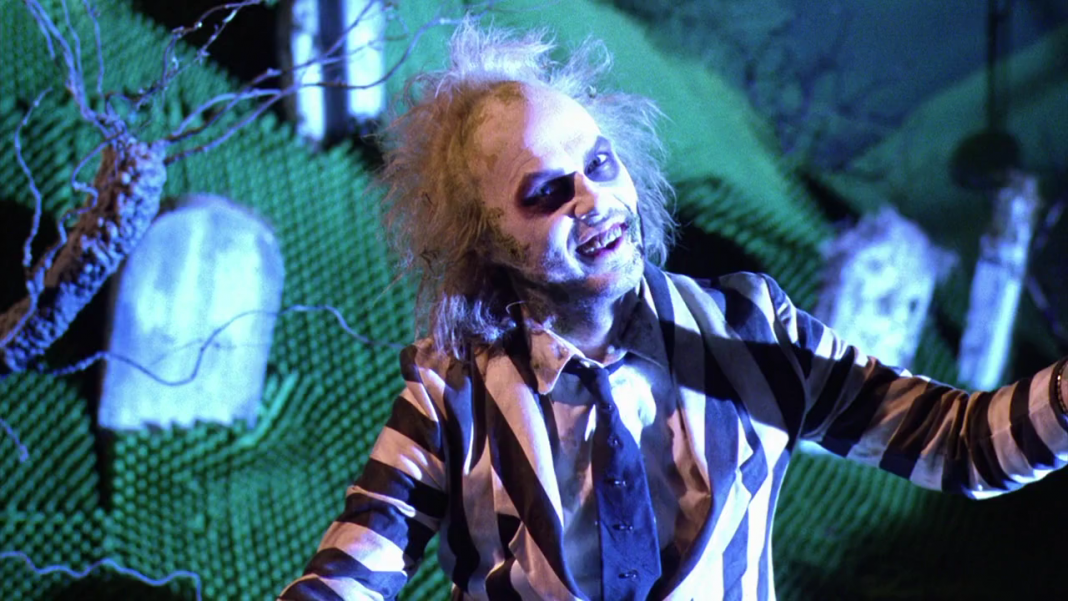Why Beetlejuice is an unsung antihero of horror - Michael Keaton Beetlejuice - That One Time Beetlejuice Almost Went Hawaiian - Beetlejuice 2