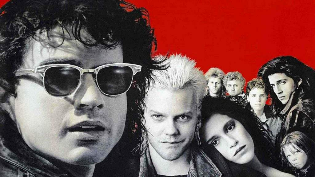 Evolution of the vampire genre - The Lost Boys: The Beginning 1987
