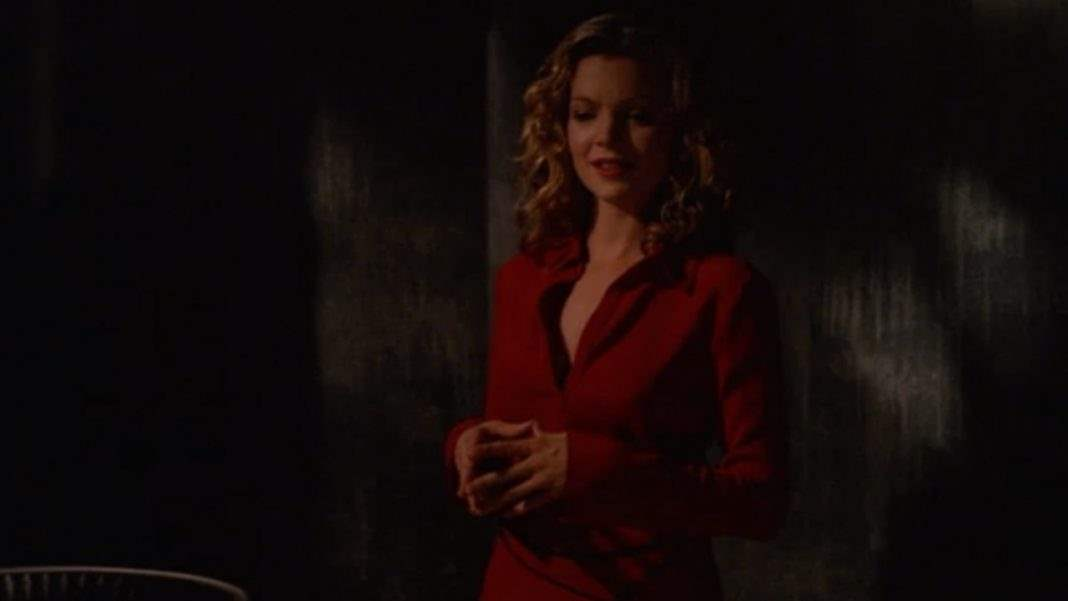 The First appears as Glory in season seven of Buffy the Vampire Slayer