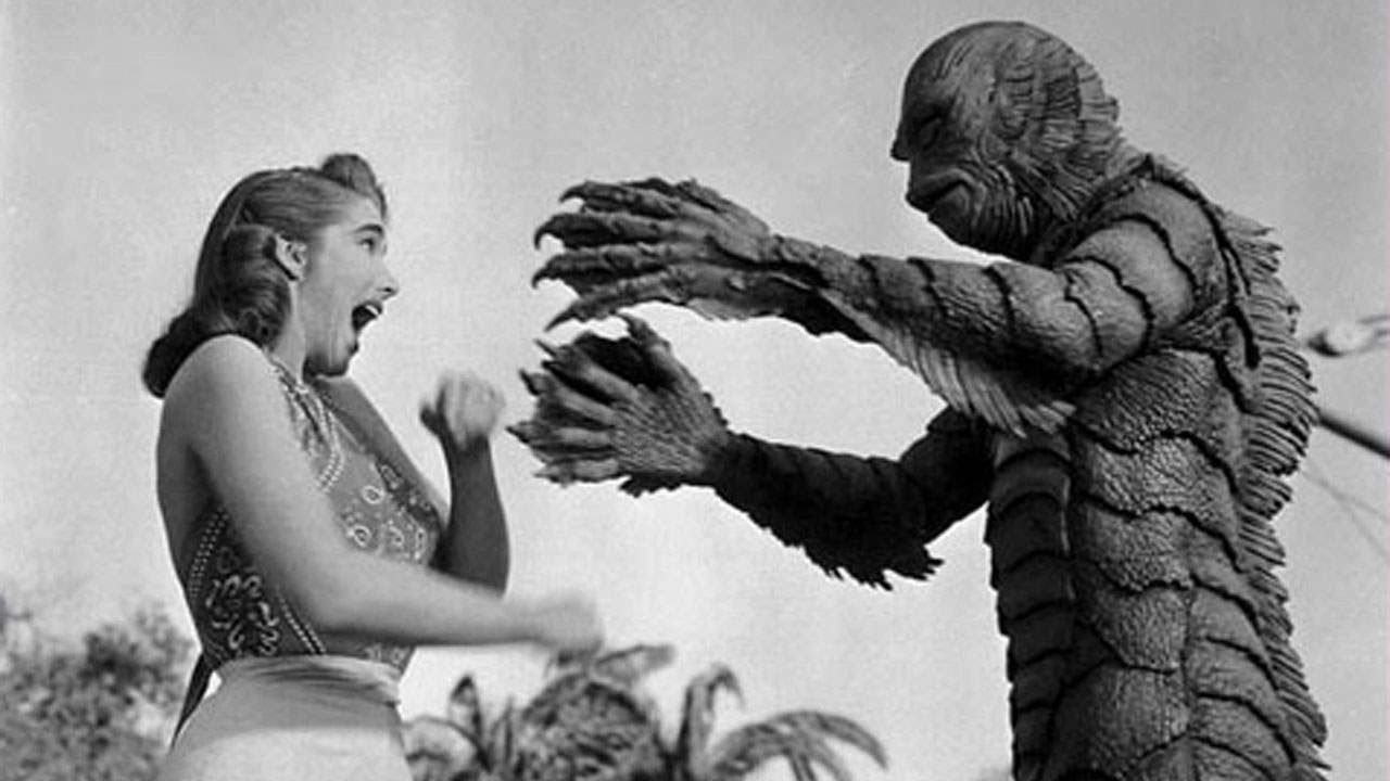 still from Creature From the Black Lagoon