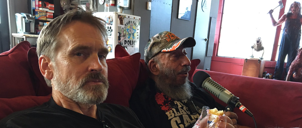 Bill Moseley and Sid Haig