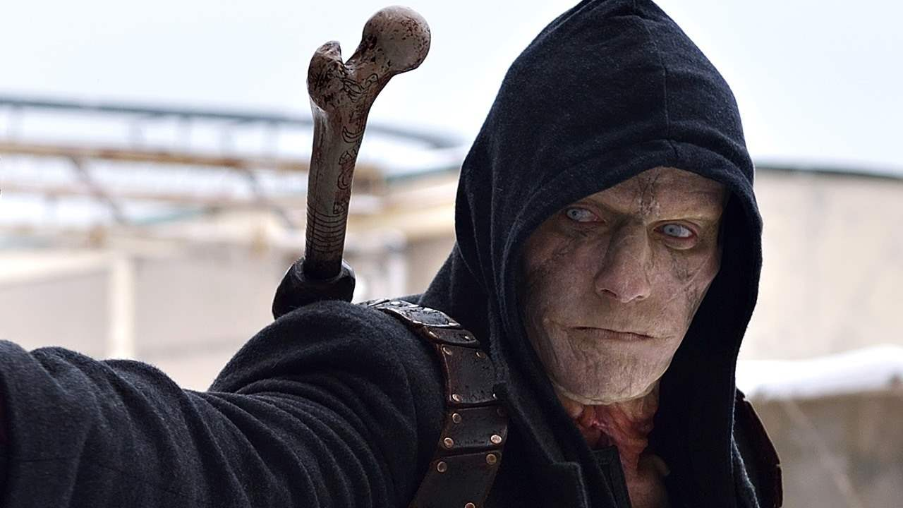 The character Mr. Quinlan from the second season of The Strain