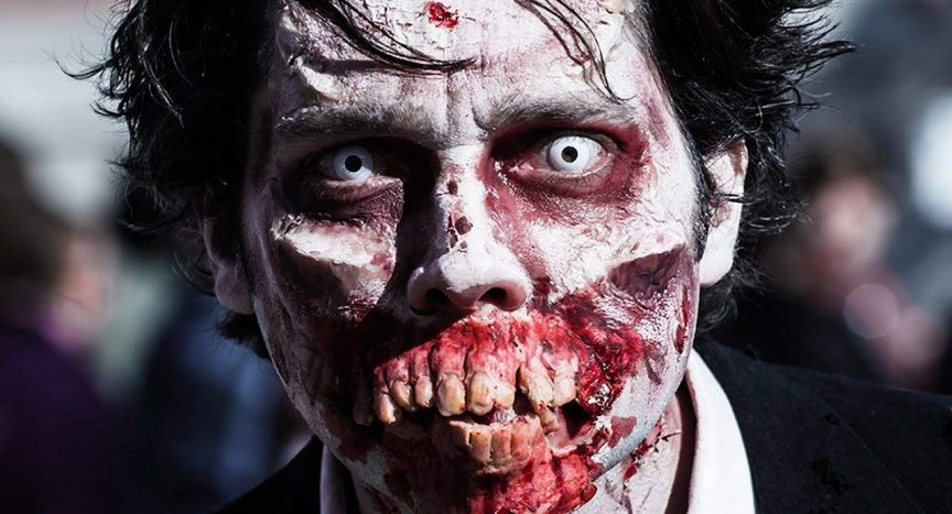 Zombie Events in the UK and US