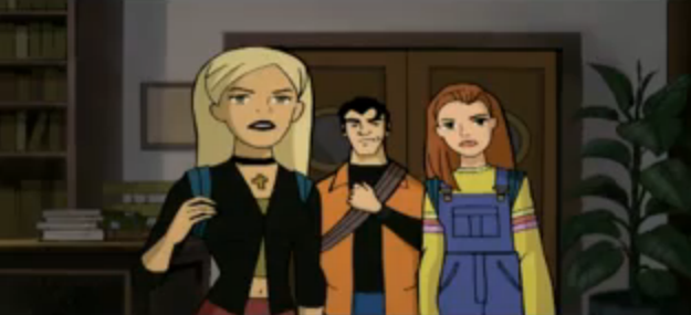 Buffy animated