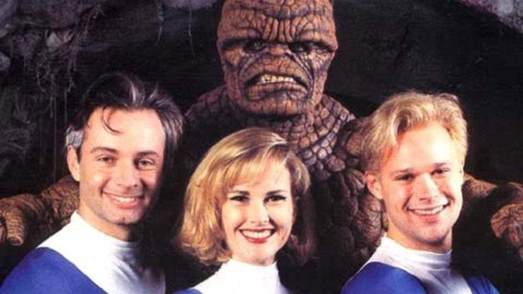 Doomed: The Untold Story of Fantastic Four