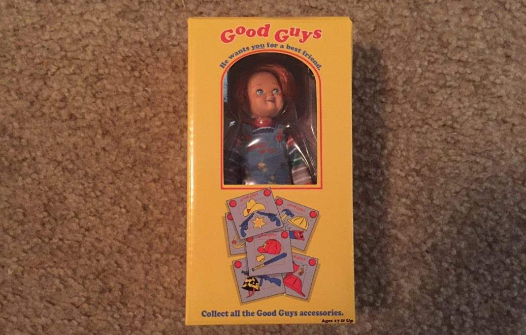 "New 5 1/2"" Good Guy Doll figure from NECA Toys"