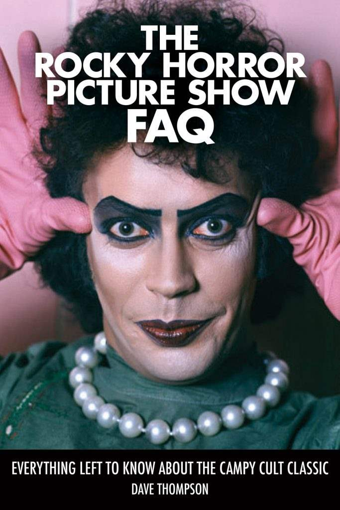 RHPS FAQ book cover