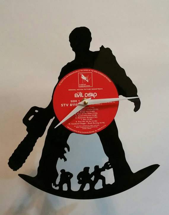 Army of Darkness Clock Gift Guide