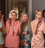Mainstream horror tv - Scream Queens TV series group photo