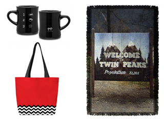 Twin Peaks holiday collection