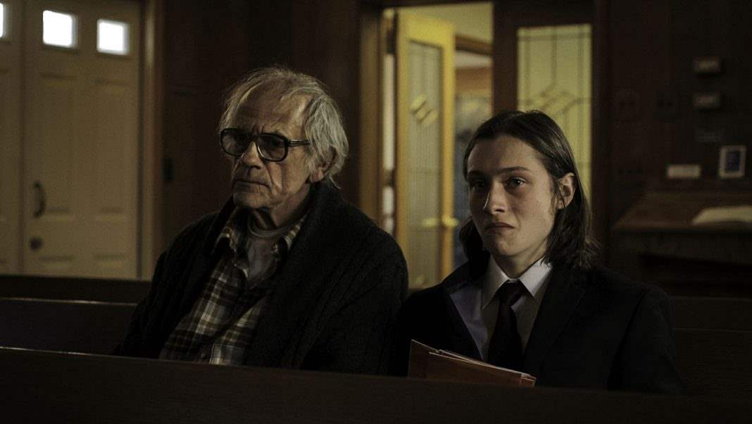 Christopher Lloyd and Max Records in I Am Not A Serial Killer
