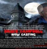 Casting Horror Reality Series