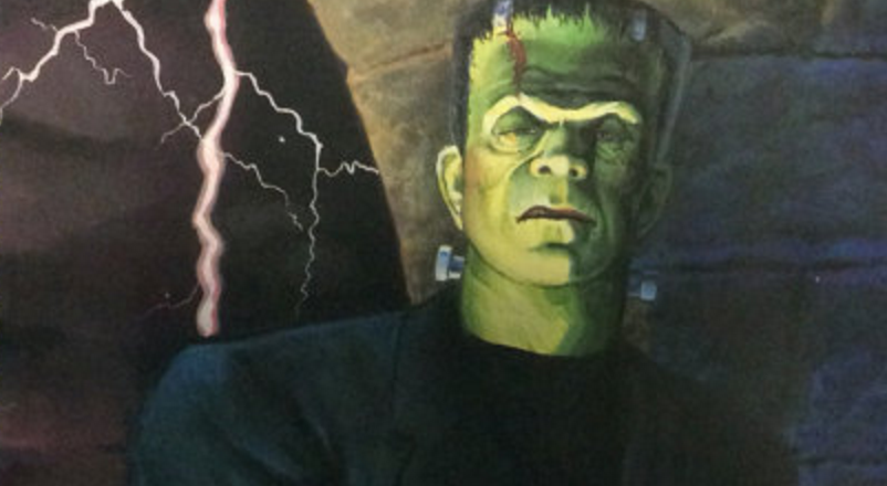 Frankenstein novelization