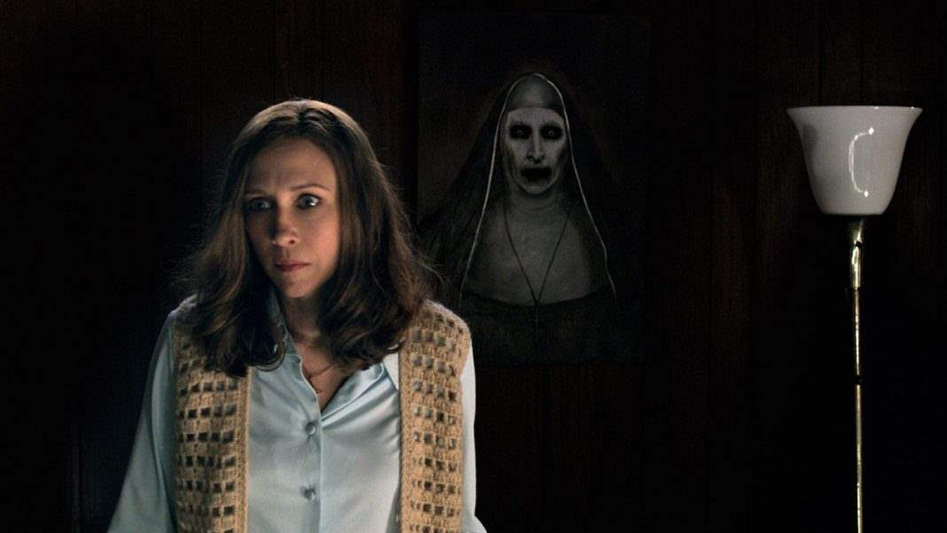 The Nun - The Conjuring 2
