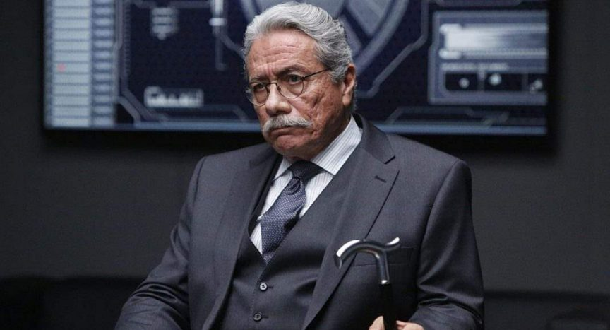 Edward James Olmos - The Predator