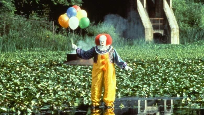 It 1990 Ben sees Pennywise