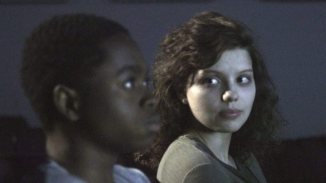 Eric Ruffin and Chloe Levine in The Transfiguration