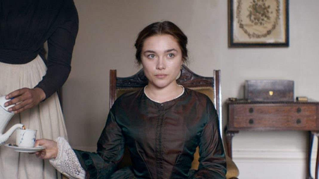 Florence Pugh in Lady Macbeth 2