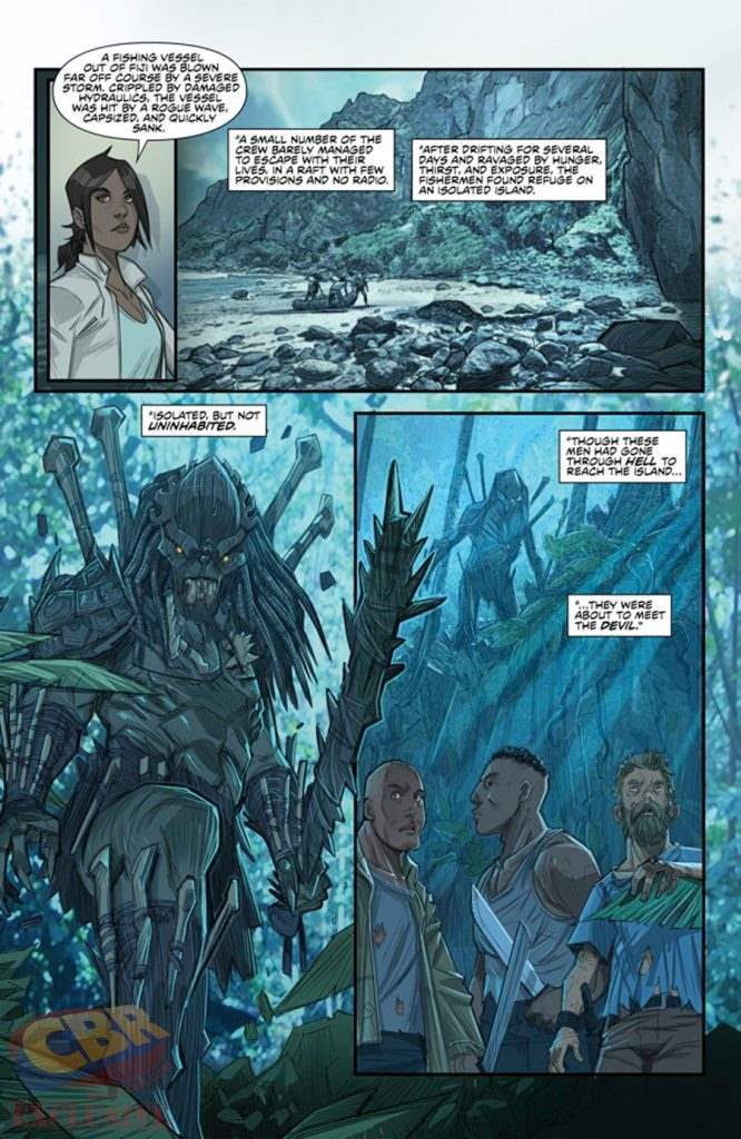 Predator Hunters Issue #2