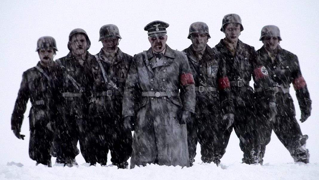 dead snow horror movie is a bloody good laugh.