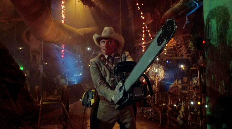 Lefty in Texas Chainsaw Massacre 2