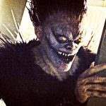 Ryuk in Death Note