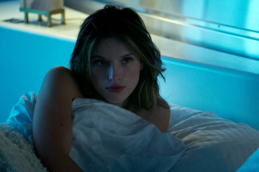 Bella Thorne in You Get Me bed