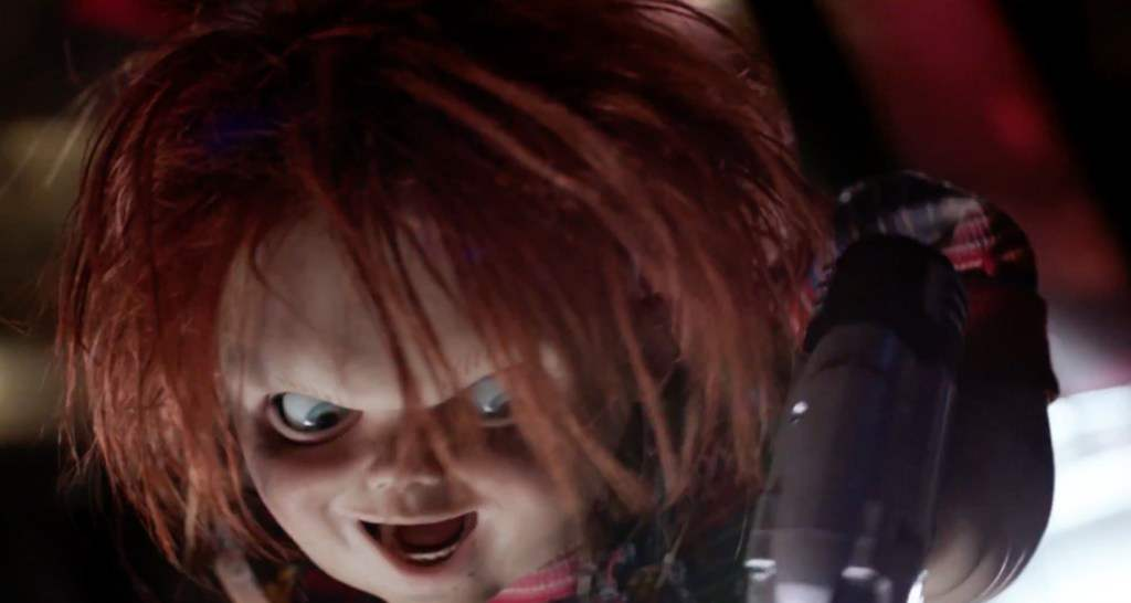 cult Of Chucky drill