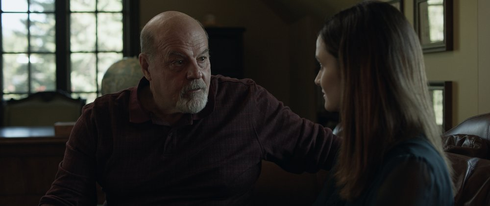 Michael Ironside in StillBorn