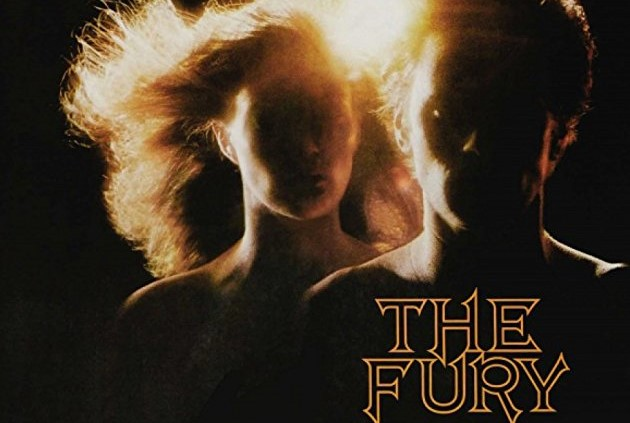 Movie poster for The Fury 1978
