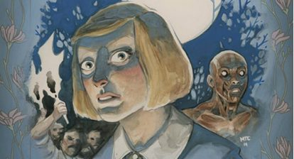 Horror Comics - Harrow County