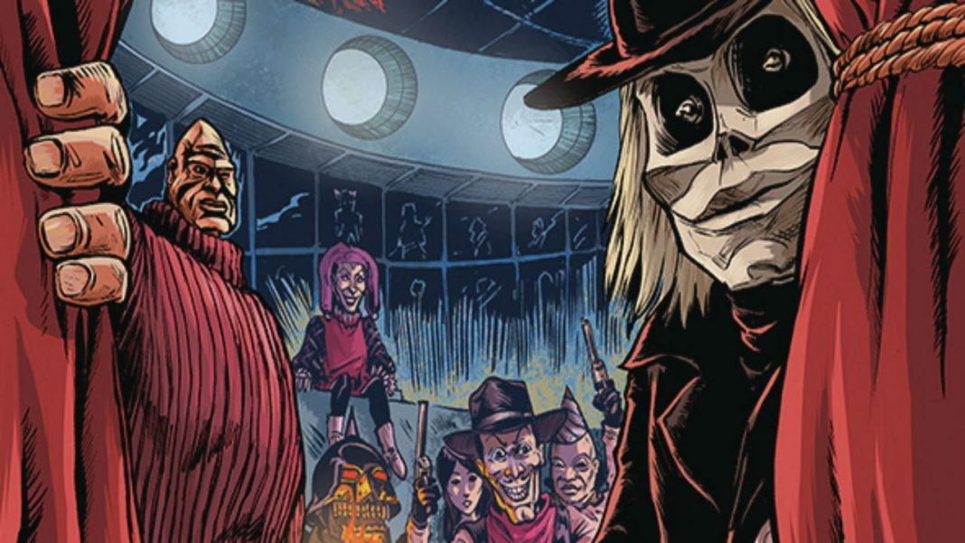 Puppet Master Curtain Call