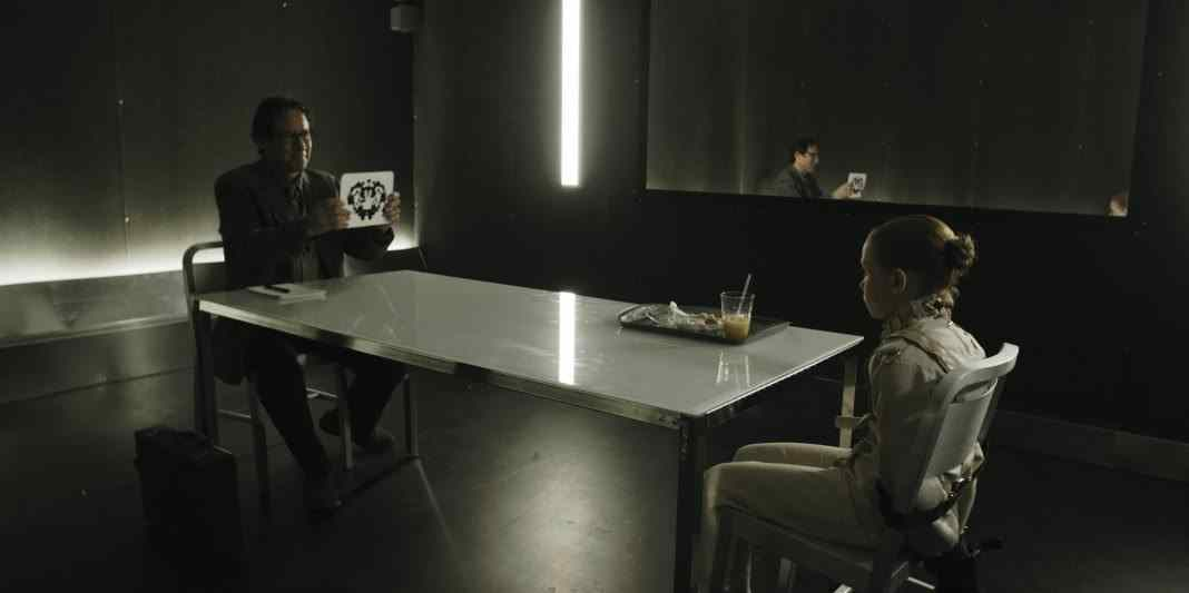 Richard Neil and Savannah Liles in Prodigy table