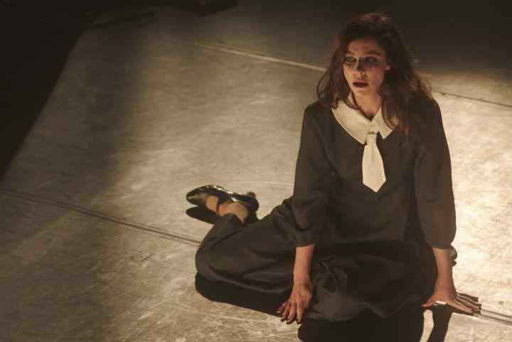 Anna Mouglalis in the most assassinated woman in the world