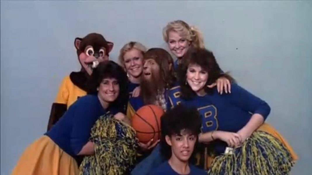 """A scene from """"Teen Wolf"""" (1985)"""