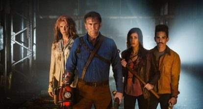 Ash vs Evil Dead Complete Collection